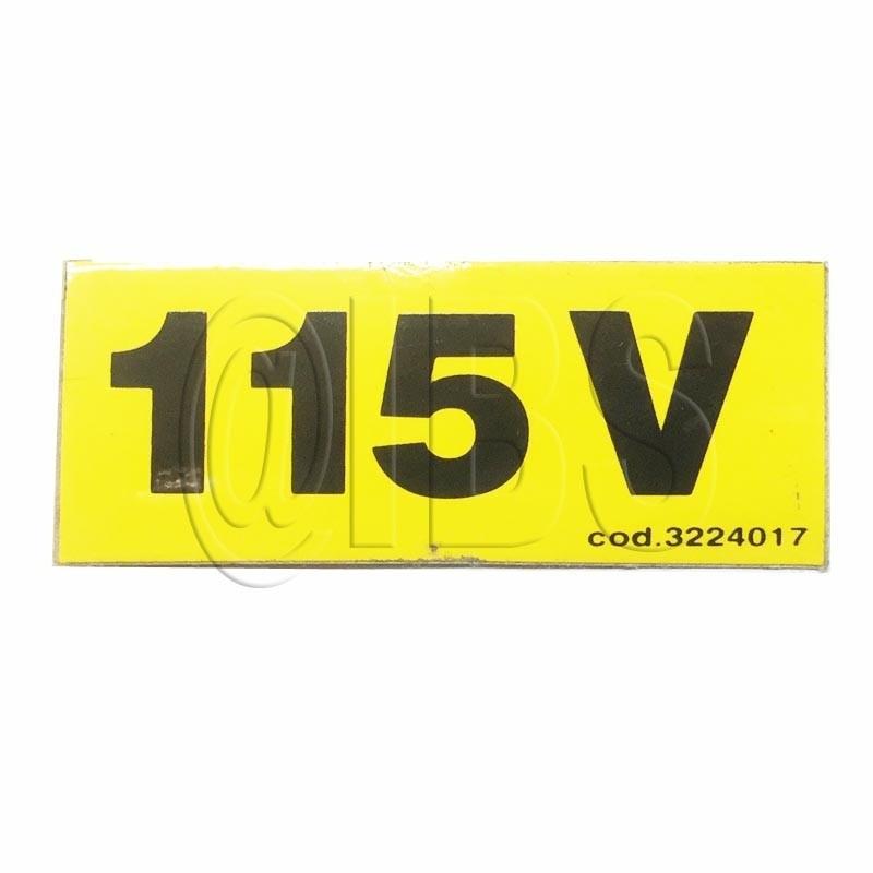 3224017 Imer USA C8 ADHESIVE LABEL