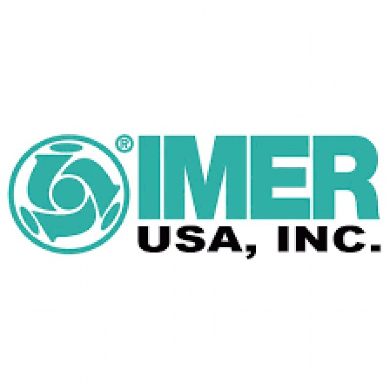 2256593 Imer USA SUPPORT RING 480 DRUM